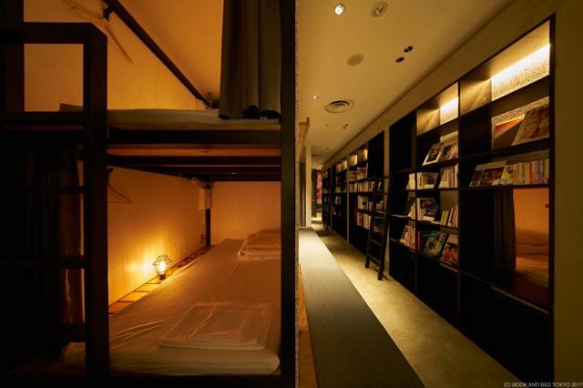 BOOK AND BED TOKYO 九州初上陸!本日から宿泊予約開始