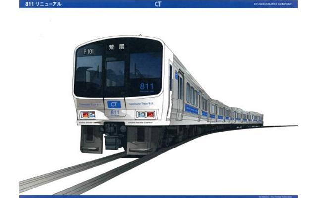 JR九州が「811系」をリニューアル運行へ