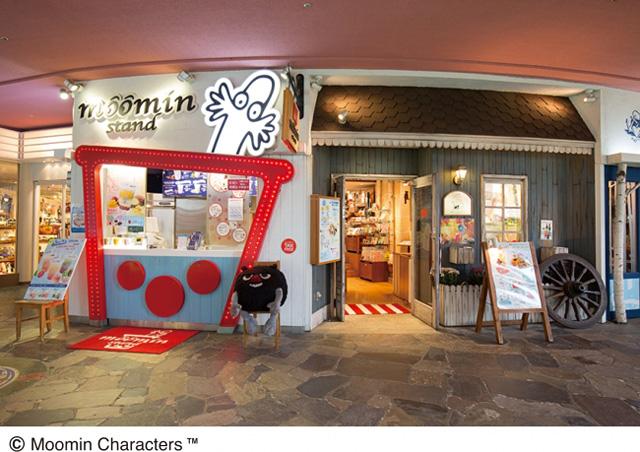 ムーミンベーカリー&カフェで『13周年アニバーサリーフェア』開催中!