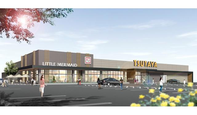 福岡市東区に地域最大級の「TSUTAYA和白店」移転リニューアルオープン!