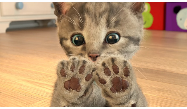 アップル、今週の無料アプリは『小さな子猫』