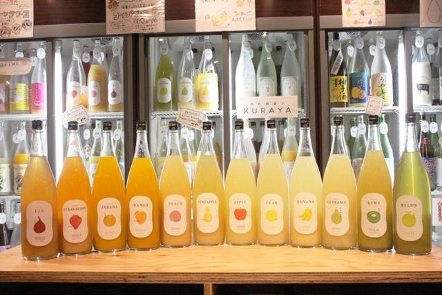 100種以上の果実酒&梅酒が時間無制限で飲み放題!福岡天神「シュガーマーケット」は出入り自由・持ち込み自由で最高すぎるぞ