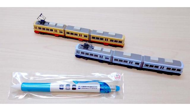 ちくてつ電車2000形を模型化した鉄道コレクション発売へ