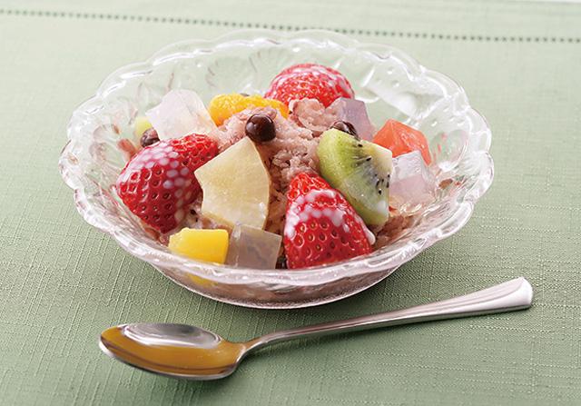 固すぎるアイス「あずきバー」を削ってかき氷にすることができる新商品発売へ