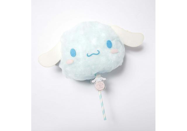 「お空に浮かぶシナモンわたあめ」ストロー・クリップ付き 880円