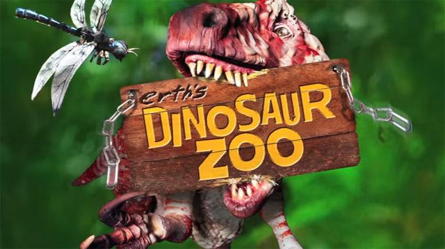 『恐竜どうぶつ園』が全国巡回決定、県内は北九州で