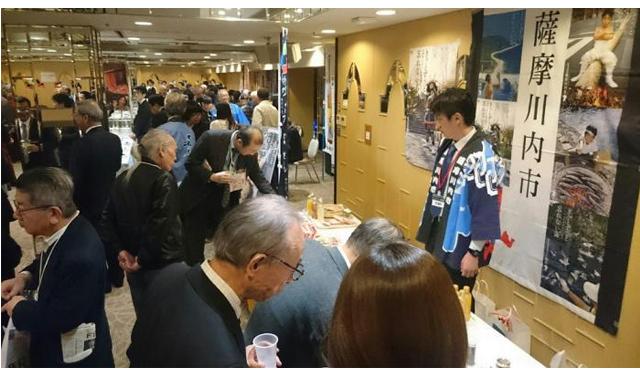 ホテルクリオコート博多「かごしま焼酎を楽しむ会in福岡」