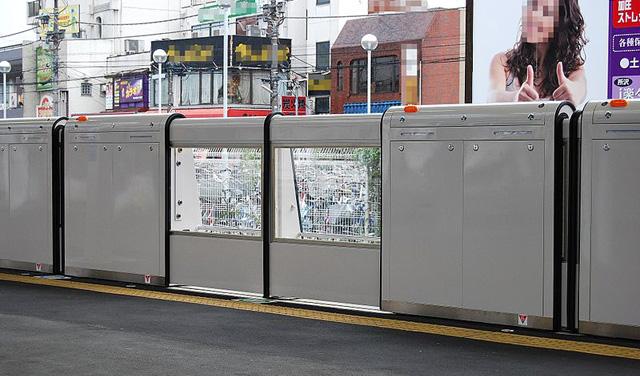 西鉄福岡(天神)駅で「ホームドア」整備へ