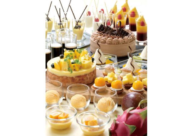 ホテルオークラ福岡で明日から3日間限定で『トロピカルデザートブッフェ』開催