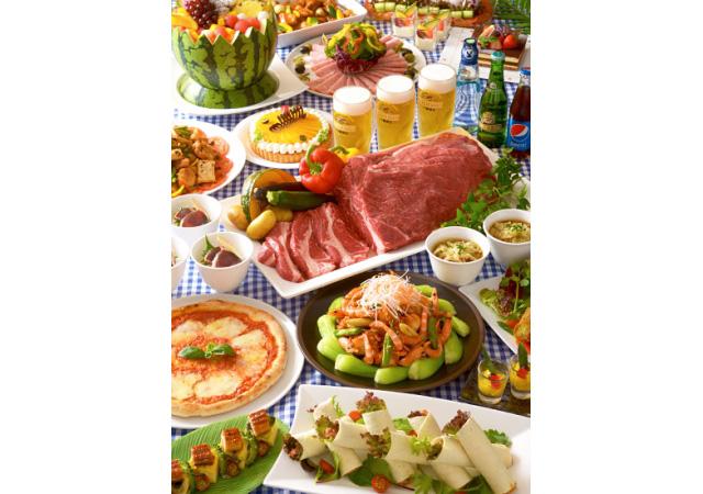 ホテルセントラーザ博多で『ビアホール 夏のファミリーディナーブッフェ』開催