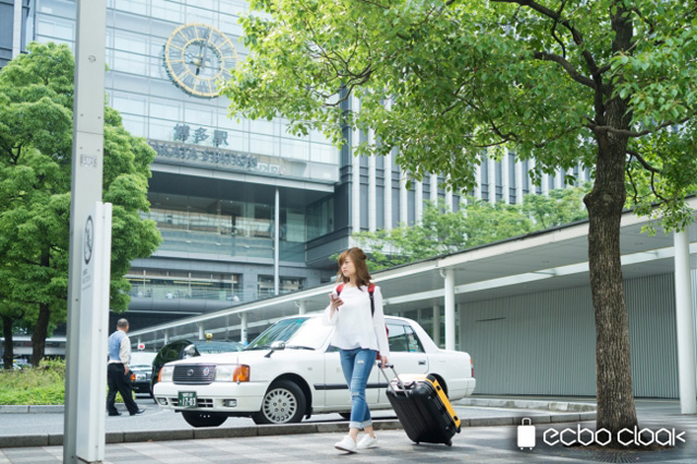 福岡に荷物預かりサービス「ecbo cloak」が九州初上陸