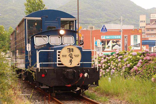 北九州銀行レトロライン「潮風号」夏休み期間は毎日運行
