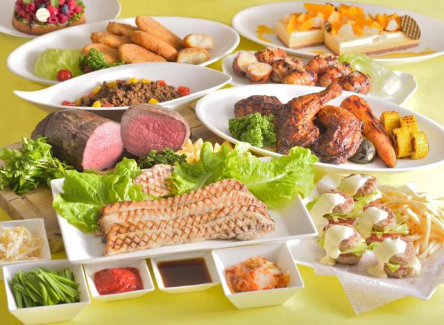 ホテル日航福岡で『肉の祭典』開催