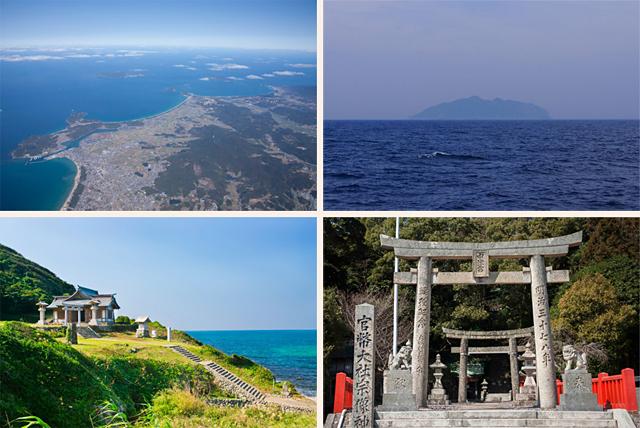 ユネスコ世界遺産に「『神宿る島』宗像・沖ノ島と関連遺産群」8つの構成遺産すべて登録へ