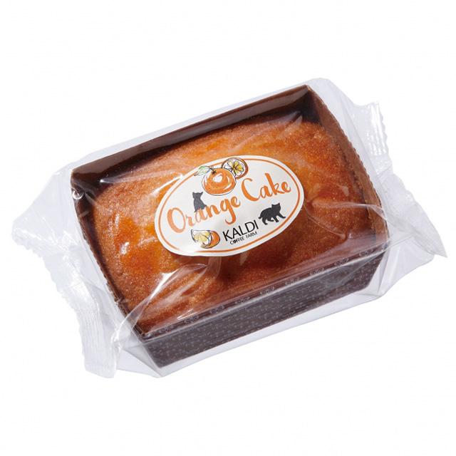 オリジナル オレンジケーキ