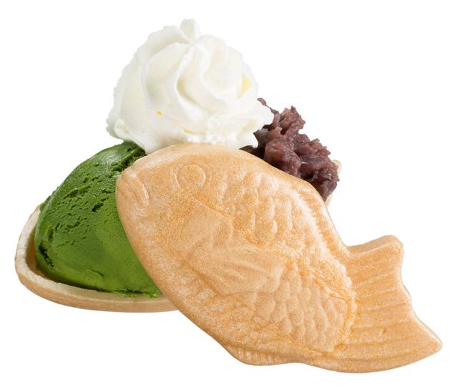 スシローから『濃い抹茶アイスモナカ』発売開始