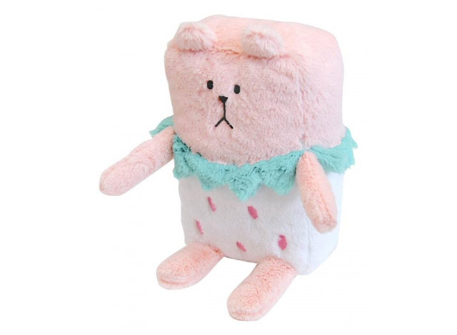 Strawberry SLOTH クッション 2,484円(税込)