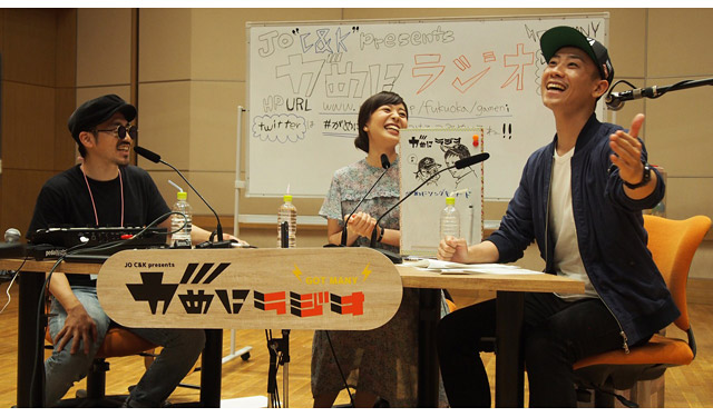 NHK福岡の『がめにラジオ』7月号が今週末放送
