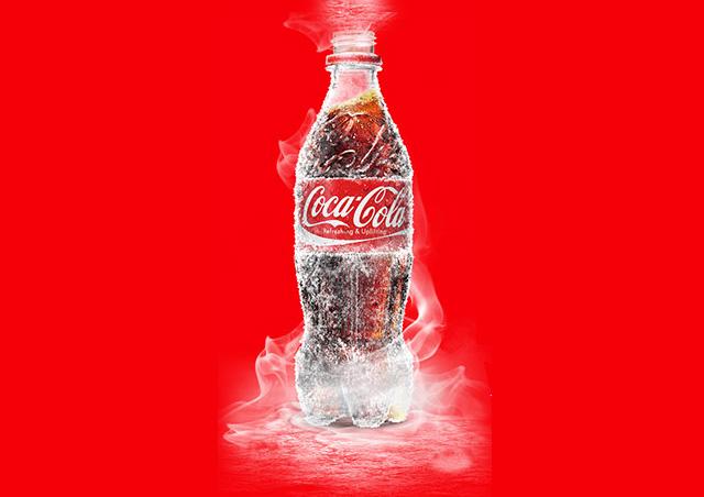氷点下の新体験『アイスコールド コカ・コーラ』セブンの一部 ...