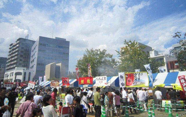 「第15回久留米焼きとり日本一フェスタ」9月開催