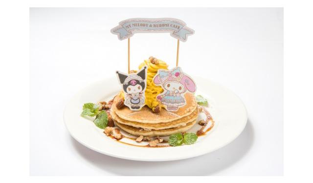 『マイメロディ&クロミ カフェ』が九州地方に初登場!
