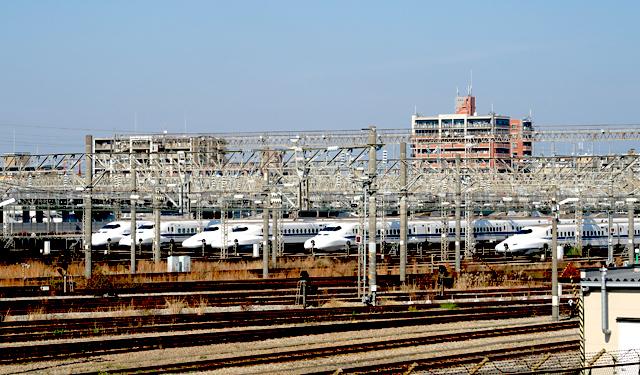 博多総合車両所一般公開『新幹線ふれあいデー』開催へ