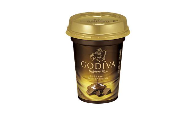 森永乳業から『GODIVA ミルクチョコレート』コンビニ限定発売へ
