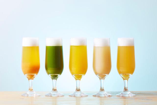 日本酒・梅酒果実酒専門店で「和風ビールフェア」秋季限定開催!
