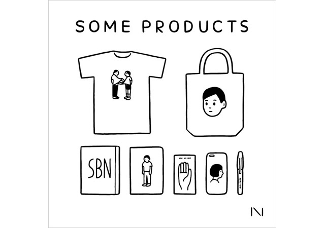 HIGHTIDE STOREにて『Noritakeグッズフェア「SOME PRODUCTS」』開催中!