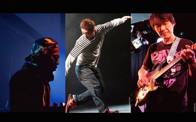 ダンス×音楽のスペシャルライブパフォーマンス「ダンス と音楽、その瞬間・宇宙」