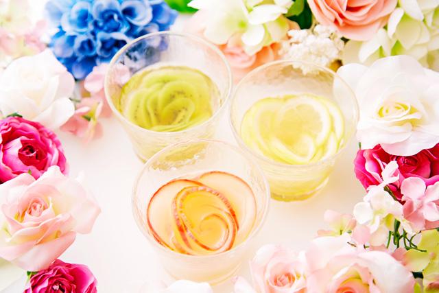 シュガーマーケットで『花咲く梅酒スパークリングまつり』開催