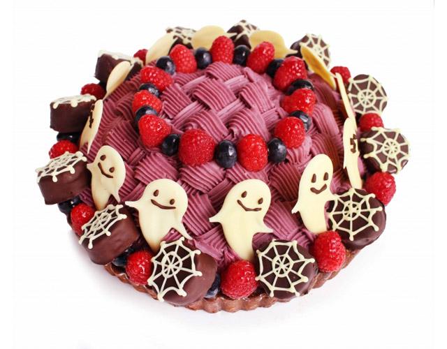 カフェコムサから「ハロウィン」の限定ケーキ発売中