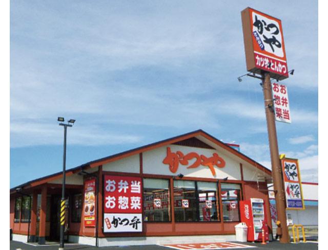 JR九州ファーストフーズが「かつや」と提携、とんかつ専門店オープンへ