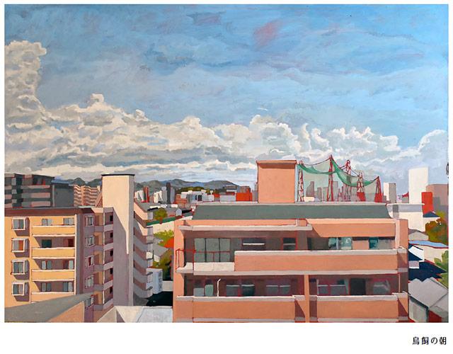 大名でニコラ・デペトリスさんの個展「人と風景」開催へ