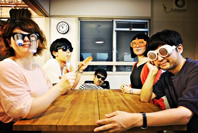 5人組ロックバンドNYAI(ニャイ)、ミニアルバムをリリース