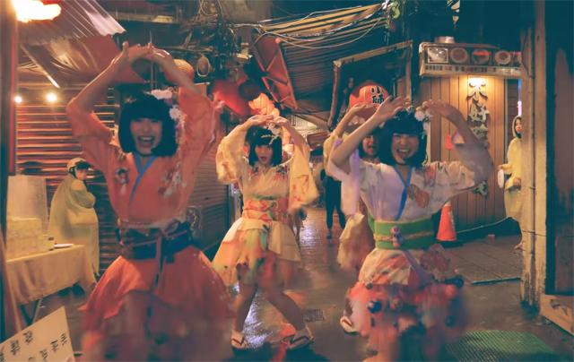 柳川市発の「SAGEMON GIRLS」がアイドルユニットとして本格始動!