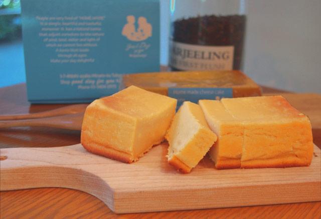 THEチーズ&チーズケーキ1,595円(税込)