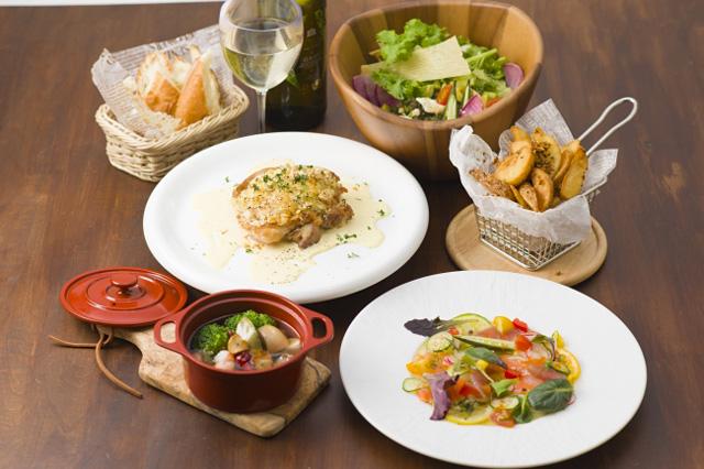 福岡PARCOの「kawara CAFE&DINING -FORWARD-」が『クリスマスディナーコース』販売へ