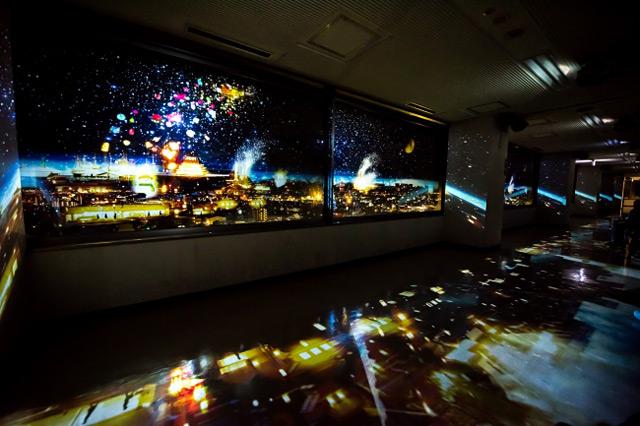 佐賀県庁展望ホールにネイキッドの期間限定アート空間が登場!