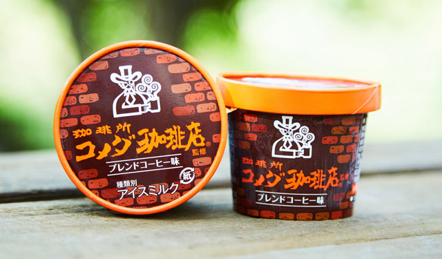 コメダ×ロッテ『珈琲所コメダ珈琲店監修 ブレンドコーヒー味』期間限定発売へ