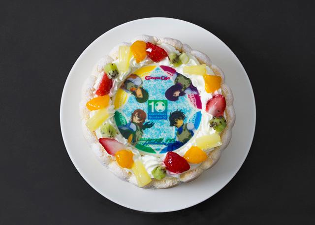 バンダイから「機動戦士ガンダム00」10周年記念ケーキセット発売へ