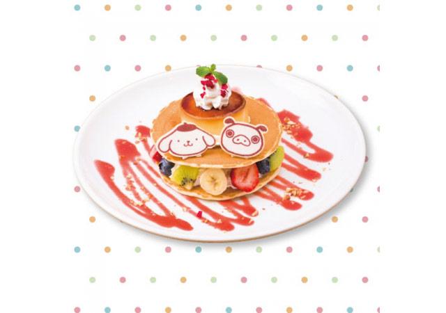 プリンパンケーキ 1,380円