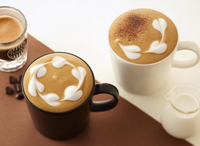 タリーズコーヒーから『フラットホワイト』『ミルキーフラットホワイト』2種発売へ