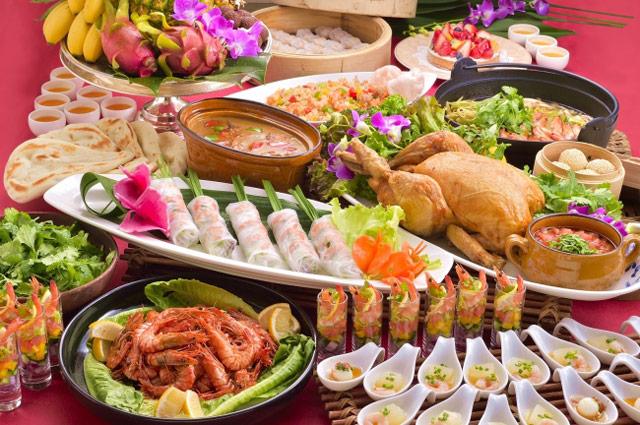 ホテル日航福岡で『アジアン市場(マーケット)』期間限定開催