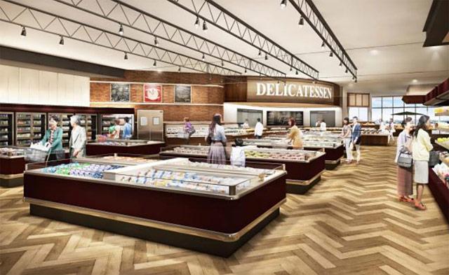 八幡東区の「スピナマート高見店」が改装し『スピナラソリエ』へ