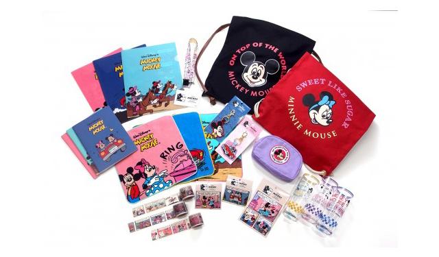 福岡パルコにミッキーマウスグッズ大集合!「Disney Mickey Beyond Imagination SPACE」