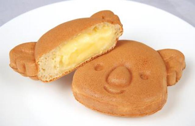 コアラのマーチ焼(カスタード)