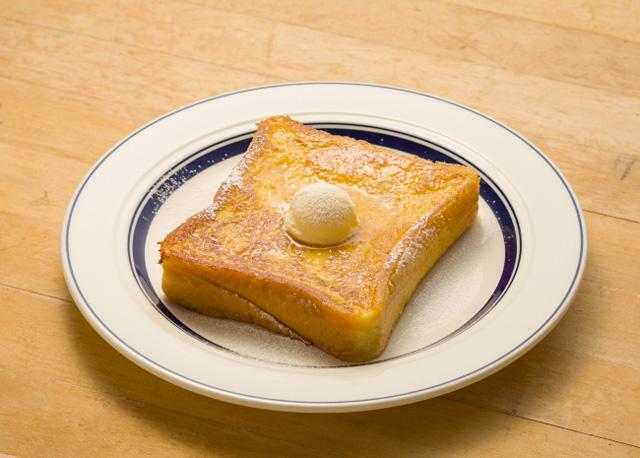 エッグスンシングスの自家製『フレンチトースト』が先行発売へ
