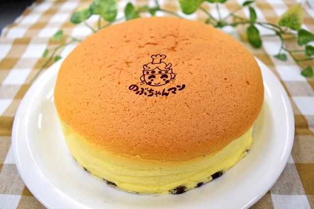 イオンモール筑紫野「のぶちゃんマンのチーズケーキ」 3月1日オープン!