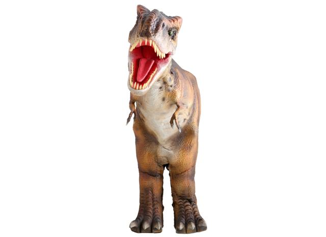 全長4mのティラノサウルスがイオンモール福津にやって来る!